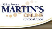 Martins ONline Criminal Code icon