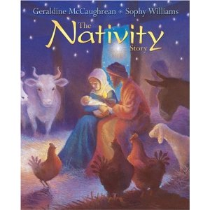 Nativity Story book image