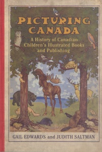 Picturing Canada book image