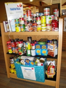 End of Food for Fines Campaign