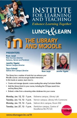 Moodle&theLibrary